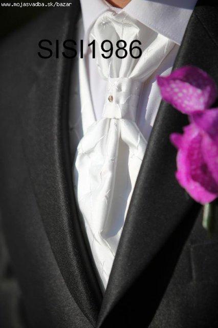 Francúzka vesta a kravata ae05fc49742