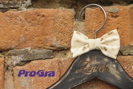 Svadobné vintage vešiačiky III.,