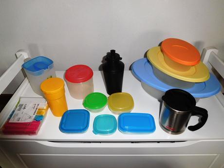 Nerozbitný džbánik na čaj,vodu,džus, nepoužitý,