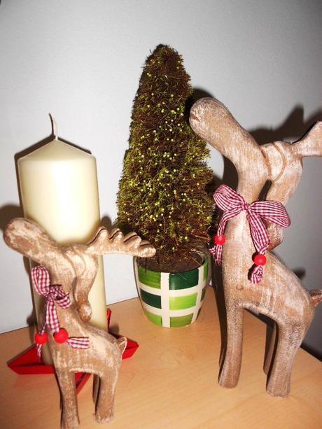 Vianočný stromček v črepníku ,