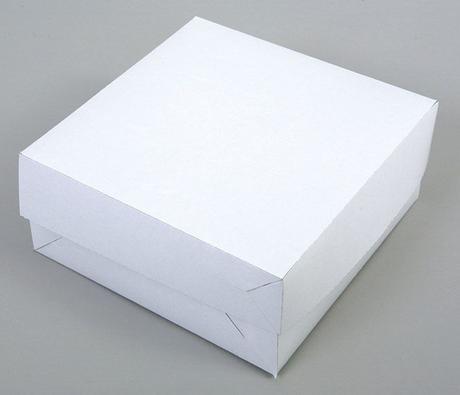 krabice výslužková 18x18 cm,