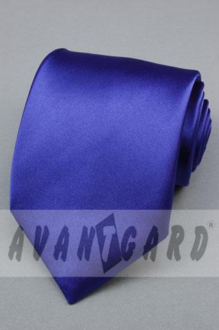 kravata pánská svatební, královská modrá,