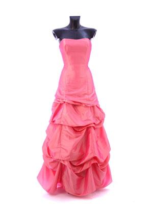 společenské taftové šaty, vel. 40,42 a 44, 42