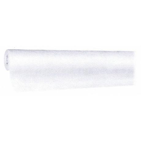 ubrus papírový bílý, návin 25 m,