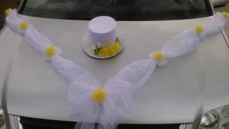 Dekorace pro ženicha,
