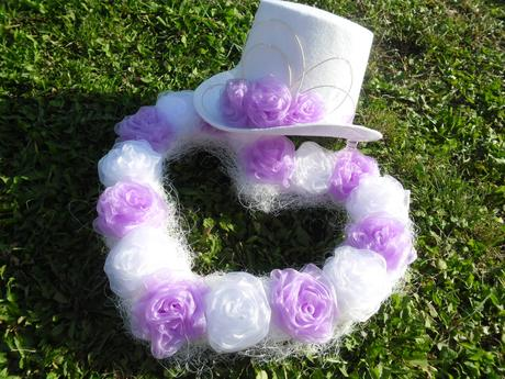 sada pro nevěstu i ženicha - barva na přání,