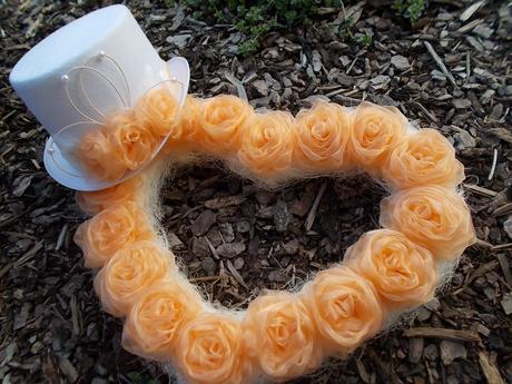Svatební ddekorace - barva na přání,