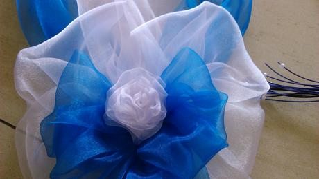 Svatební dekorace, barva na přání,