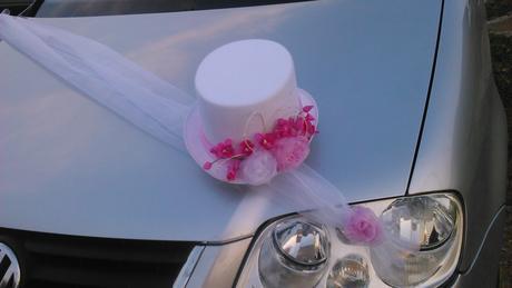 Svatební dekorace - barva na přání,