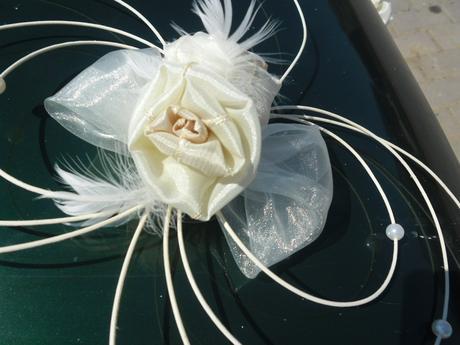 Svatební dekorace - jiná barva na přání,