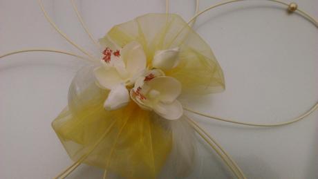 Svatební dekorace na auto orchideje ,