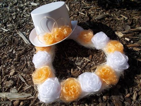 Svatební sada meruňková,