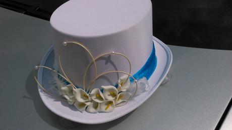Svatební sada pro nevěstu - kaly,
