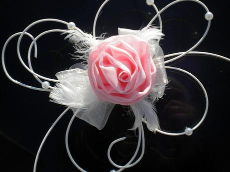 Svatební sada - růžová,