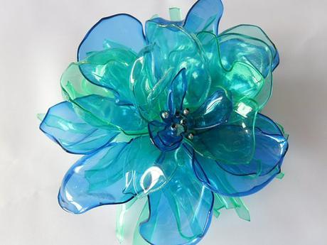 Tyrkysový květ,