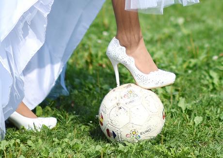 originálne svadobné topánky , 39
