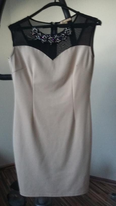 Spoločenské šaty velkost L, L