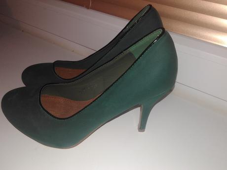 Zelené lodičky , 40