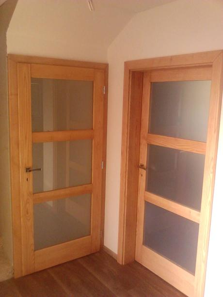 Výroba interierových dverí ,