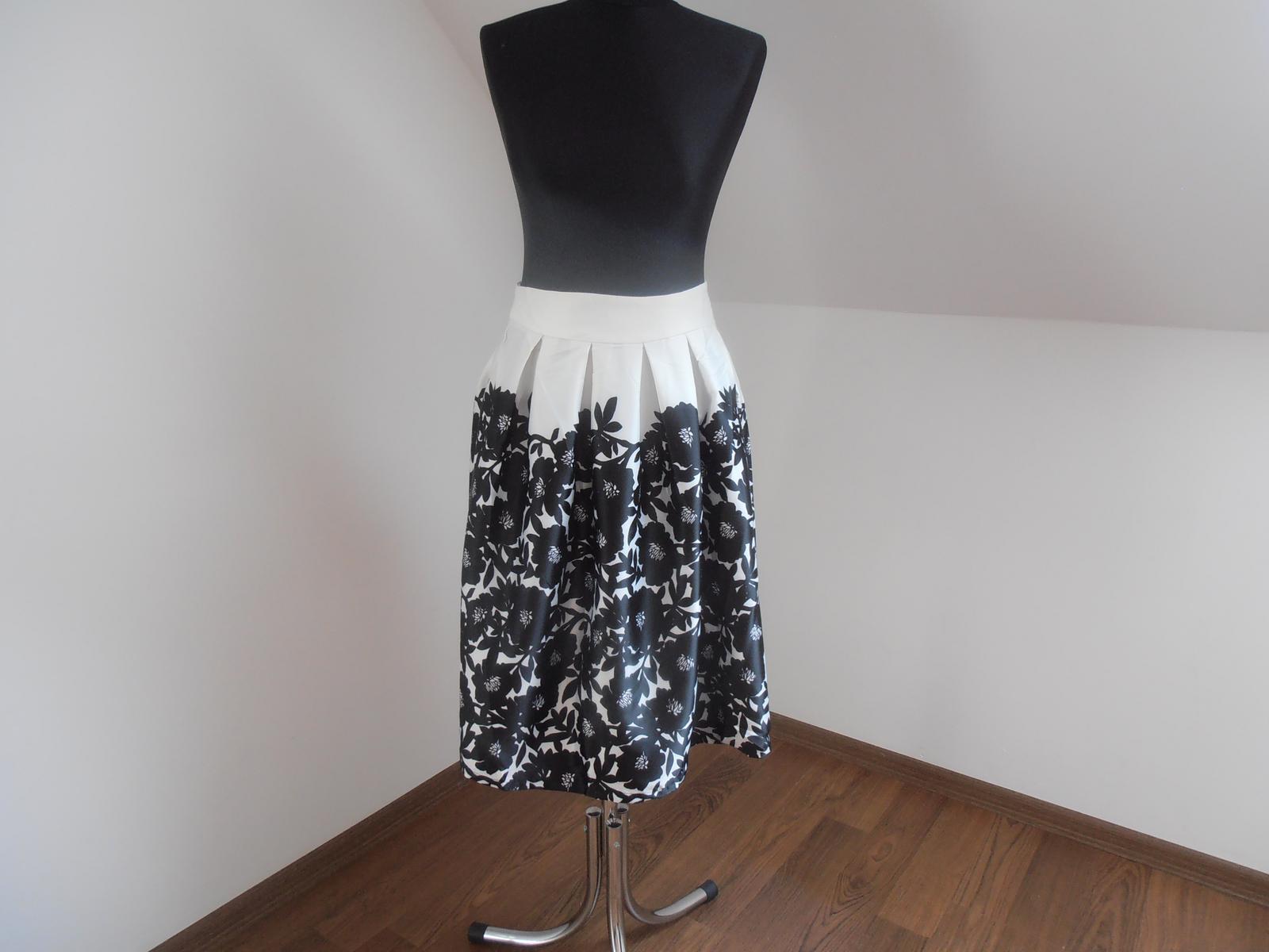 Spoločenská sukňa 38525cd613f