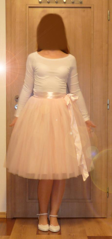 Tutu sukně sedmi vrstvá, 38