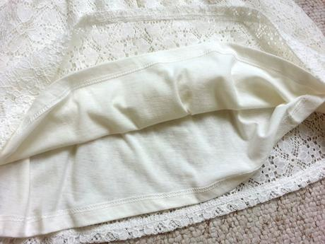 Krajkové šaty s bavlnou pro družičku na 86 cm, 86