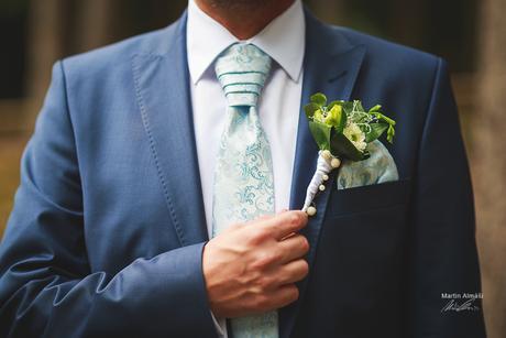 Ponúkame kvalitnú  svadobnú kravatu Ozeta ,