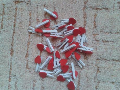 Kolíčky - 30 ks,