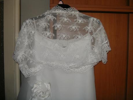 svadobné šaty,podpsenka pod šaty, 42