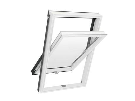 Plastové střešní okno Solstro 78x118cm,