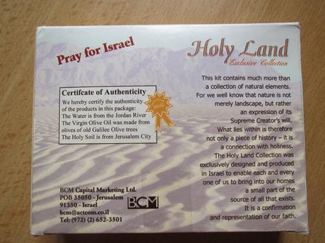 Suveniry, ozdoby z Jerusalema uz s postou,