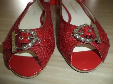 baleriny - sandale Laura Biagiotti, 37