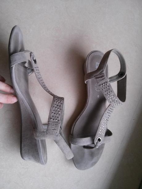 Kozene sandalky ARA 39, 39