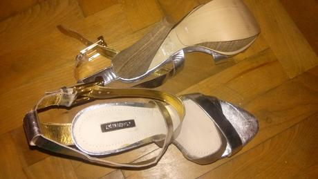 Luxusne kozene sandale Dumond - made in Spain , 39