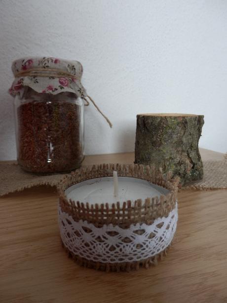 Dekoračné sviečky,