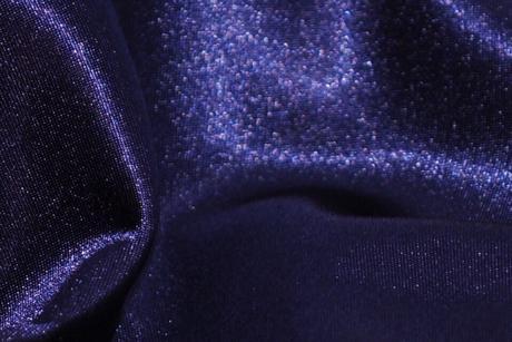 Tmavomodré saténové mašle - nive blue,