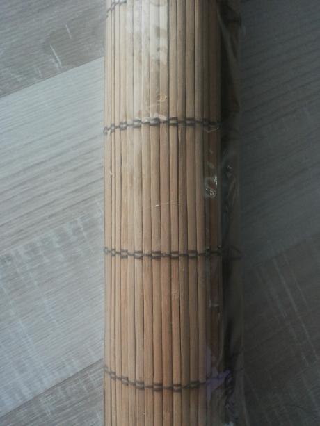 Bambusové rolety nepouživané,