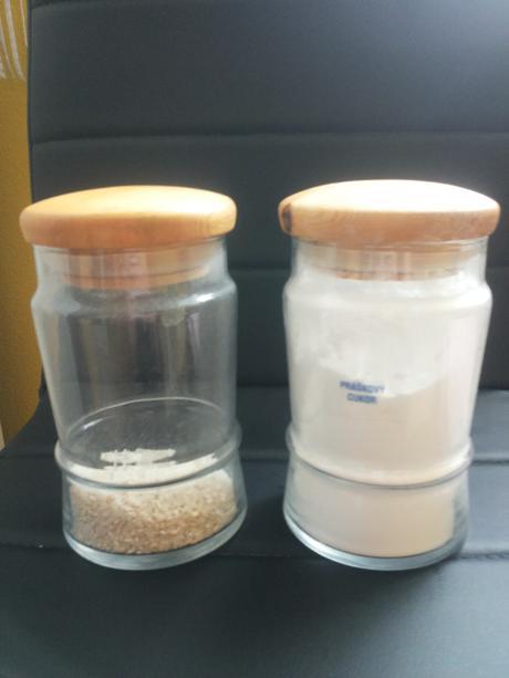 Dozy sklenené Tescoma,
