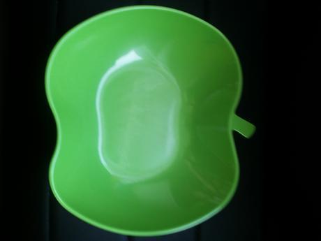 Zelená miska,