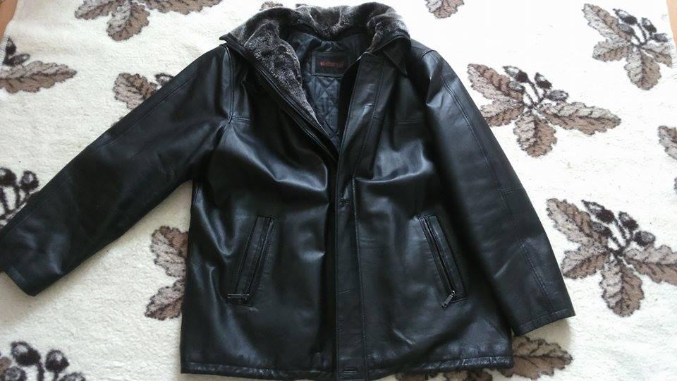 Pánská kožená bunda i zateplená 7b77ef74ce4