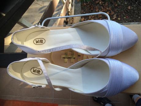 Nízke topánky Witt s poštovným, 41