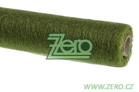 AKCE Pavučinka 40 cm x 10 yardů - tm. zelená,