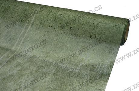 AKCE Vlizelín metalový 50 cm x 10 m - zelený metal,