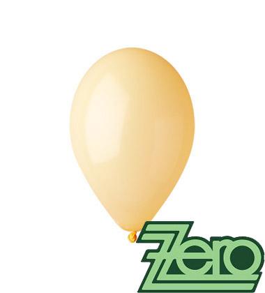 Balónky nafukovací Ø 26 cm hořčicová 20 ks,