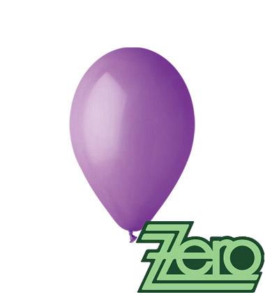 Balónky nafukovací Ø 26 cm levandulové 20 ks,