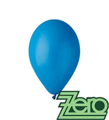 Balónky nafukovací Ø 26 cm - modré 20 ks,