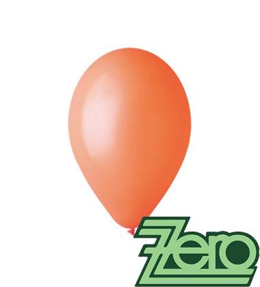 Balónky nafukovací Ø 26 cm oranžové 20 ks,
