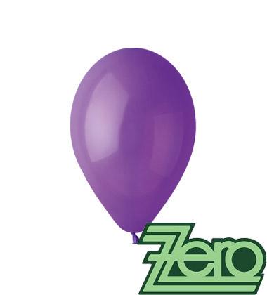 Balónky nafukovací Ø 26 cm purpurové 100 ks,