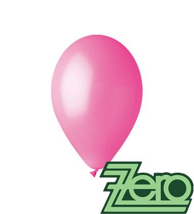 Balónky nafukovací Ø 26 cm růžové 100 ks,