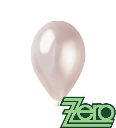 Balónky nafukovací Ø 26 metalově perleťové 100 ks,